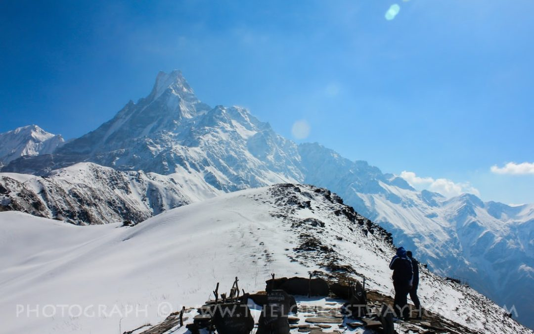 Why Mardi Himal? Nepals hottest new trek