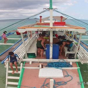 Palawan Island Boat