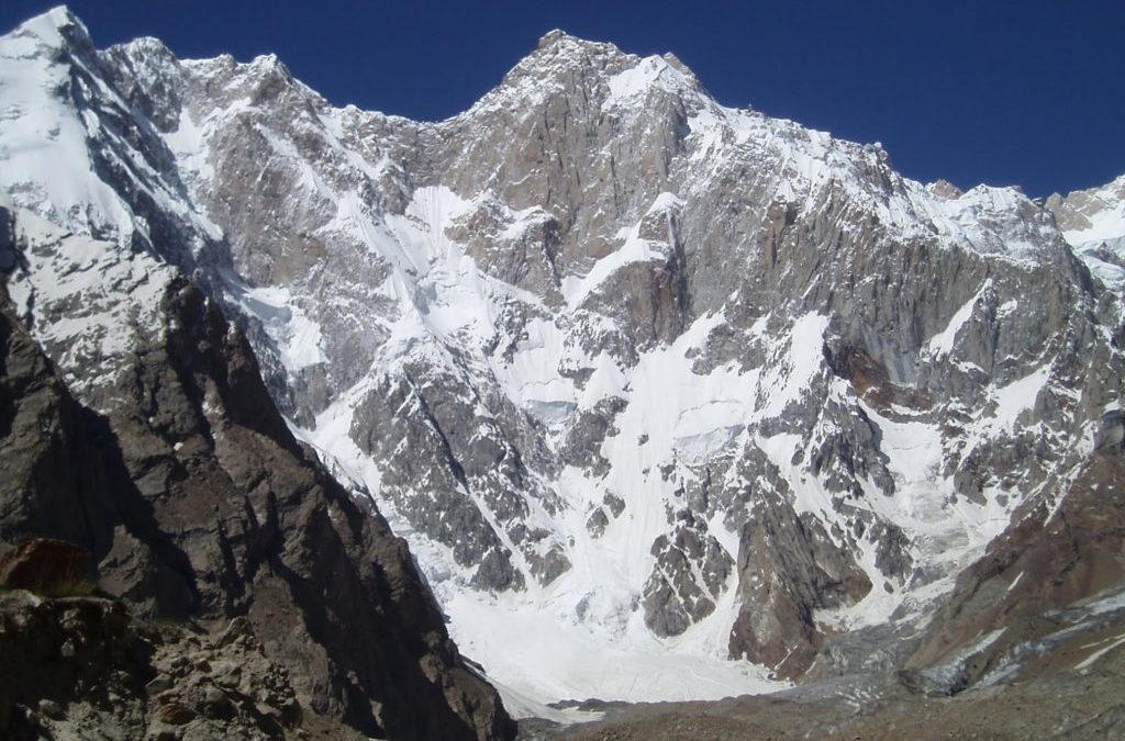 Canadians Slawinski and Berg Off Mountain in Pakistan