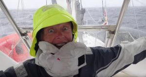 Sailing in rough weather: How far should you push it?